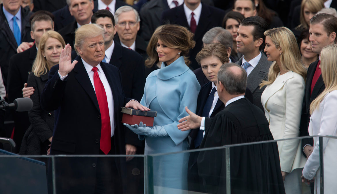 Statement on the Inauguration of President Donald Trump and VP Mike Pence