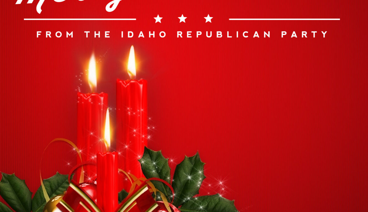 Merry Christmas from the Idaho Republican Party!