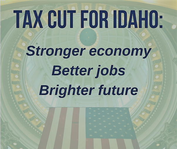 Historic tax cut for Idaho clears Legislature