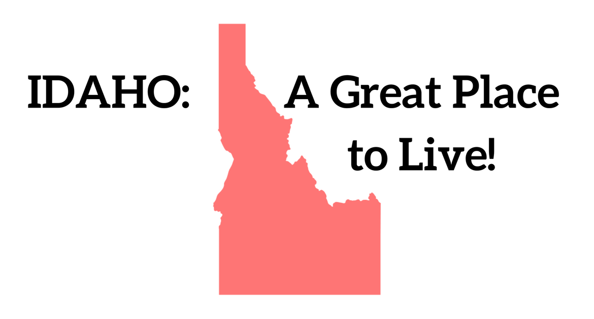 The numbers tell the story: Idaho's economy is getting better & better