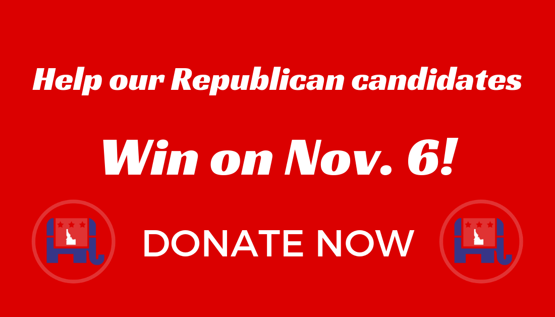 Help Our Candidates Win on Nov. 6!