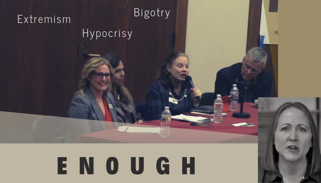 "Enough: Idaho Democrats Spout Bigotry, Partner With Left-Wing Extremists While Falsely Claiming Republicans Are ""Racist,"" ""Nazi,"" ""White Supremacist"""