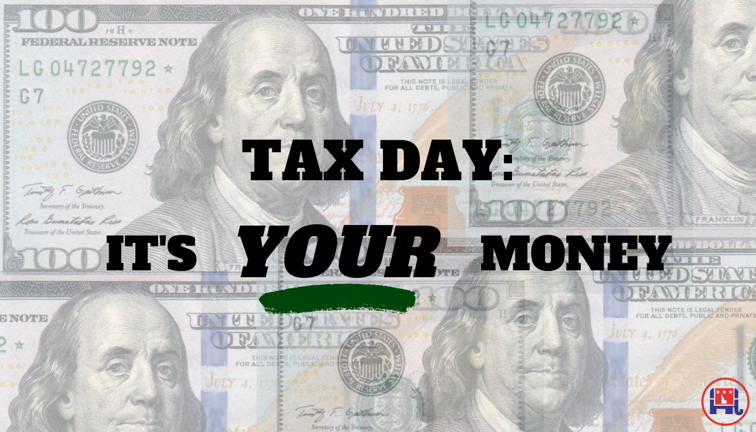 Tax Day: Republicans Are Lowering Taxes For American Workers & Families